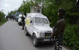 Two militant neutralized in encounter between...- India TV