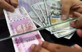 dollar and Rupee- India TV