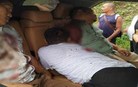 NPP mla tirong aboh and six others killed attack...- India TV