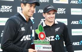Tom Latham Injured During Practice Match Big Blow For New Zealand Before World Cup 2019 - India TV
