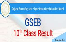 gujarat 10th board result 2019- India TV