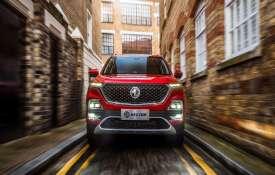 MG Motor Hector- India TV