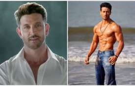 Hrithik roshan and tiger shroff- India TV