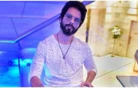 Shahid kapoor- India TV