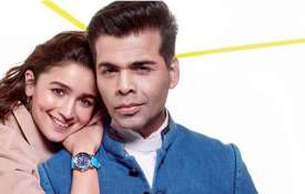 Alia Bhatt Sidharth Malhotra Arjun Kapoor and many more actors wish Karan Johar on his birthday- India TV