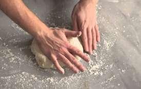kneading dough - India TV