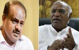 Karnataka CM H D Kumaraswamy, Siddaramaiah...- India TV
