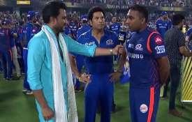 <p>सचिन...- India TV