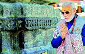 modi in kedarnath- India TV