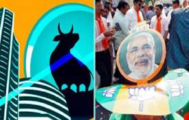 <p>Modi effect in Stock...- India TV