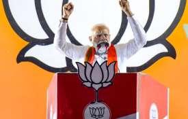 PM Modi to address rally in Ghazipur and Robertsganj- India TV