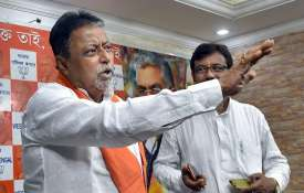 mukul roy- India TV