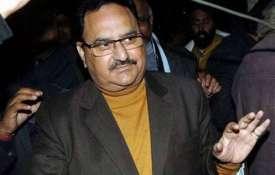 JP Nadda to succeed Amit Shah as BJP President- India TV