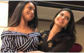 Nysa devgn and kajol- India TV