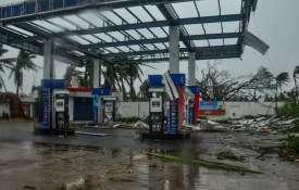 चक्रवाती तूफान...- India TV
