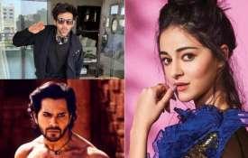 Kartik aaryan, varun dhawan and ananya panday- India TV