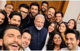 Bollywood stars congratulate PM Modi- India TV