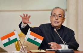 Pranab Mukherjee- India TV