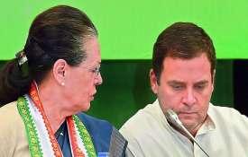 करारी शिकस्त पर कांग्रेस का आज 'मंथन', इस्तीफा देंगे राहुल गांधी?- India TV
