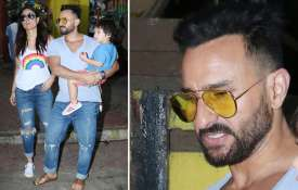saif ali khan, kareena kapoor, taimur ali khan- India TV