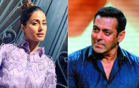 salman Khan's reaction on Hina Khan's Cannes controversy- India TV