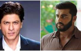 Shah rukh khan and Arjun kapoor- India TV
