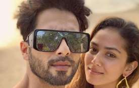 Shahid Kapoor, Mira Kapoor- India TV