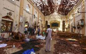 Sri Lanka Blasts- India TV