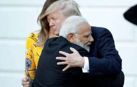 Donald Trump congratulates PM Narendra Modi on 'big' election win | AP File- India TV