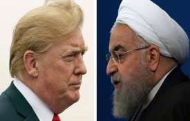 Donald Trump and Hassan Rouhani | AP File- India TV