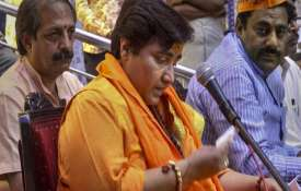 sadhvi pragya thakur- India TV
