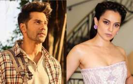 Varun Dhawan, Kangana Ranaut- India TV