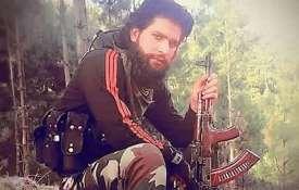 कश्मीर के त्राल में मारा गया आतंकियों का पोस्टर ब्वॉय जाकिर मूसा - India TV