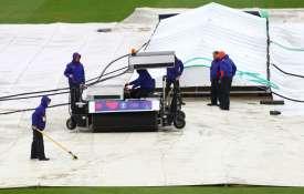 वर्ल्ड कप मैच में बारिश- India TV
