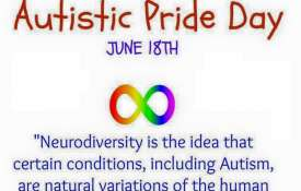 <p>Autistic Pride Day...- India TV