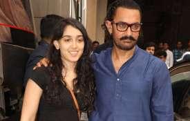 आमिर खान-इरा खान- India TV