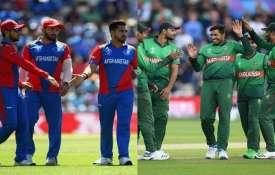 बांग्लादेश बनाम अफगानिस्तान लाइव मैच स्कोर, क्रिकेट लाइव स्कोर, बांग्लादेश बनाम अफगानिस्तान द रोज बा- India TV