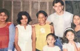 Alia Bhatt's childhood photo with Hrithik Roshan goes viral- India TV