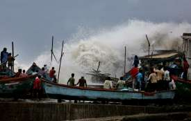 Cyclone Vayu is just to hit Gujarat- India TV