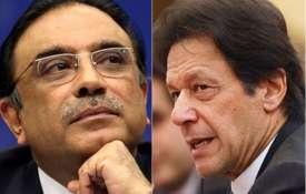 Remove Imran Khan to save nation, says Asif Ali Zardari | AP File- India TV