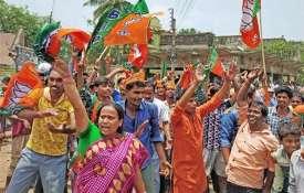 बीजेपी ने बनाया प्रतिरोध वाहिनी, कहा-टीएमसी जो भाषा समझेगी, उन्हें उसी भाषा में जवाब देंगे- India TV