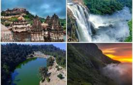 5 best places to travel in monsoon season in india- India TV