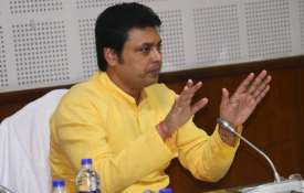 Biplab Deb- India TV