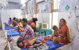 बिहार में चमकी बुखार से मरने वालों की संख्या बढ़ी, अबतक 131 बच्चों की मौत- India TV