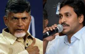 Ex CM Chandrababu Naidu and CM Jagan Mohan Reddy | PTI File- India TV