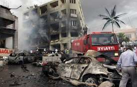 Syrian town of Azaz hit by deadly car bombing   AP- India TV