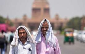 hot summer day in new delhi- India TV