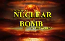 How many nuclear bombs in the world?- India TV