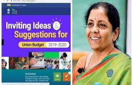 finance minister nirmala sitharaman to meet industry chambers on june 11 and give suggestions for bu- India TV