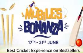 Flipkart Mobile Bonanza Sale 17 june to 21st june 2019 - India TV